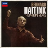 Haitink: The Philips Years - works by Bartok, Beethoven, Brahms, Bruckner, Wagner, Dvorak, Mozart, Ravel et al. / Bernard Haitink [20 CDs]