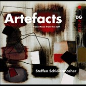 Artefacts:  Piano Music from the 50th / Steffen Schleiermacher, piano