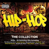 Various Artists: Hip Hop: The Collection [Rhino] [PA] [Digipak]