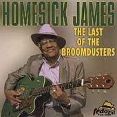 Homesick James Williamson: The Last of the Broomdusters