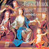 Private Musick / Les Bor&eacute;ades de Montr&eacute;al
