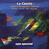 La Caccia/ Cabaza Percussion Quartet