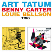 Louis Bellson/Louie Bellson/Art Tatum/Benny Carter (Sax): Trio