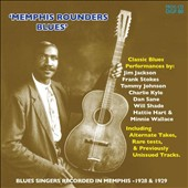 Various Artists: Memphis Rounders Blues