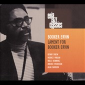 Booker Ervin: Lament for Booker Ervin [Digipak]