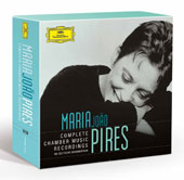 Maria Joao Pires: The Complete Chamber Music Recordings on DG - Beethoven, Brahms, Grieg, Mozart, Schumann, Bach et al. / Auguste Dumay, Jian Wang, António Meneses, Pavel Gomziakov and Renaud Capuçon