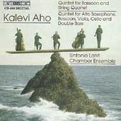 Aho: Quintets / Sinfonia Lahti Chamber Ensemble