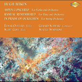 Aitken: Aspen Concerto, etc / Schwarz, Oliveira, Goff, et al