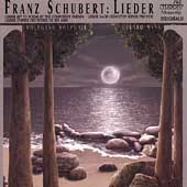 Schubert: Lieder Vol 1 / Wolfgang Holzmair, G&eacute;rard Wyss