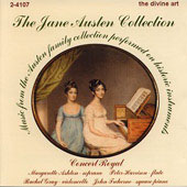 Jane Austen Collection - Haydn, Paxton, et al /Concert Royal