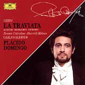 Domingo Edition - Verdi: La Traviata - Highlights / Kleiber