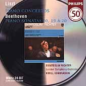 Philips 50 - Beethoven, Liszt: Piano Concertos / Richter