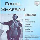 Russian Soul - Prokofiev, Kabalevsky, etc / Shafram