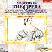 Masters Of The Opera Vol 4 (1820-1831)