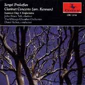 Prokofiev: Clarinet Concerto, etc / Kober, Yeh, Chicago CO