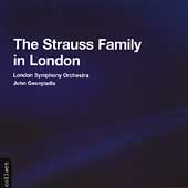 The Strauss Family in London / Georgiadis, London SO