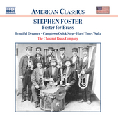 American Classics - Foster for Brass / Chestnut Brass