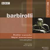 Bruckner, Wagner, Graupner / Barbirolli, Hall&eacute; Orchestra