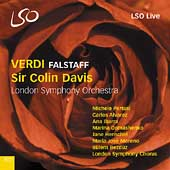 Verdi: Falstaff / Davis, Pertusi, Alvarez, Ibarra, et al