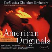 American Originals / Russell, ProMusica, et al