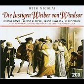 Nicolai: The Merry Wives of Windsor / Worle, Linsley, et al