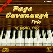 Page Cavanaugh: The Digital Page: Page One