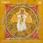 Bach: Oratorios / Suzuki, Kobow, Nonoshita, et al