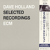 Dave Holland (Bass): Selected Recordings [Remaster]