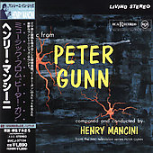 Henry Mancini: Music From Peter Gunn [Remaster]