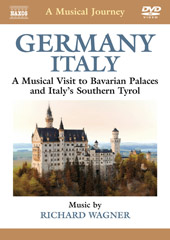 A Musical Journey: Germany & Italy / Wagner [DVD]