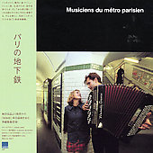 Various Artists: Musicans of Paris Metro