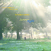Reflections - Grieg: Summer Night, etc / White, Rushton