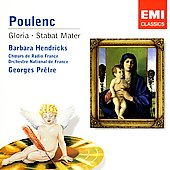Encore - Poulenc: Gloria, Stabat Mater / Pr&#234;tre, et al