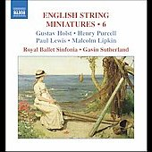 English String Miniatures Vol 6 / Sutherland, Royal Ballet