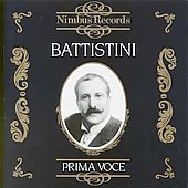 Prima Voce - Battistini