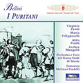 Bellini: I puritani / Molinari-Pradelli, Zeani, Filippeschi