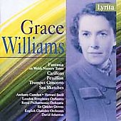 Grace Williams: Fantasia on Welsh Nursery Tunes, Sea Sketches