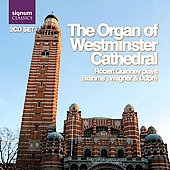 The Organ of Westminster Cathedral - Brahms, etc / Quinney