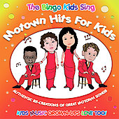 Bingo Kids: Motown Hits for Kids *