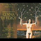 Donizetti: Gemma di Vergy / Gatto, Caball&eacute;, Bruson, Casoni