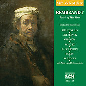 Art and Music - Rembrandt - Music of His Time