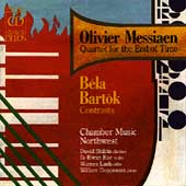 Messiaen, Bart&#243;k / Chamber Music Northwest