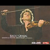 Sonates & Partitas - Bach, Pauset / David Grimal
