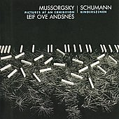 Pictures Reframed - Mussorgsky, Schumann / Leif Ove Andsnes