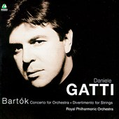 Bartok: Concerto for Orchestra; Divertimento