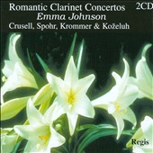Romantic Clarinet Concertos