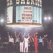 Frankie Beverly/Maze: Live in New Orleans
