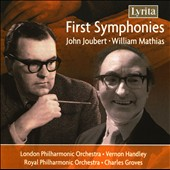 First Symphonies: John Joubert, William Mathias