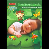 Various Artists: Rainforest Music: Nature's Lullabies & More