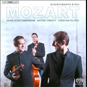 Mozart: Divertimento in E flat, K.563